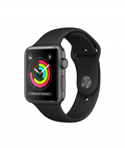 #3: Apple Watch Series 3