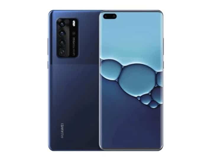 Cum arată Huawei P40 Pro