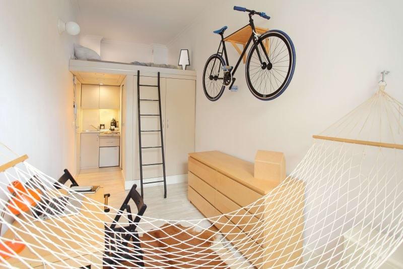 Cele mai mici apartamente din lume