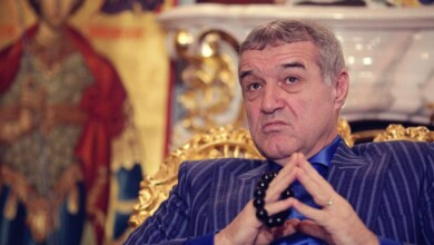 Photo of Gigi Becali, infectat cu coronavirus